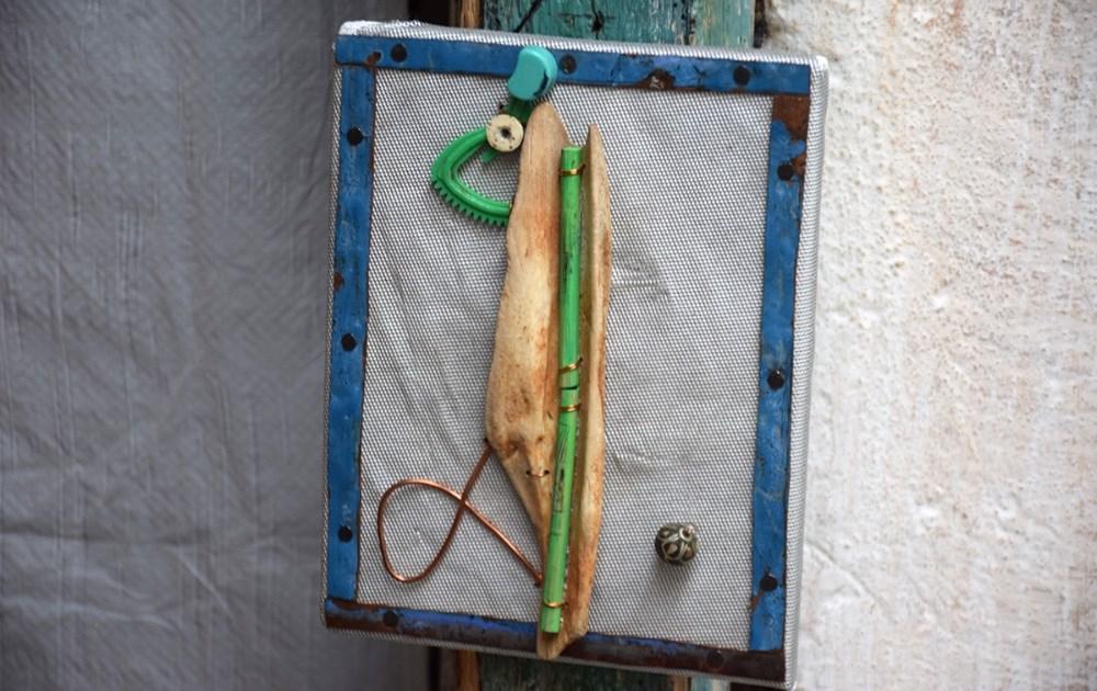 Skulptur af Erling Jeppesen. Foto: Gitte Korsgaard.