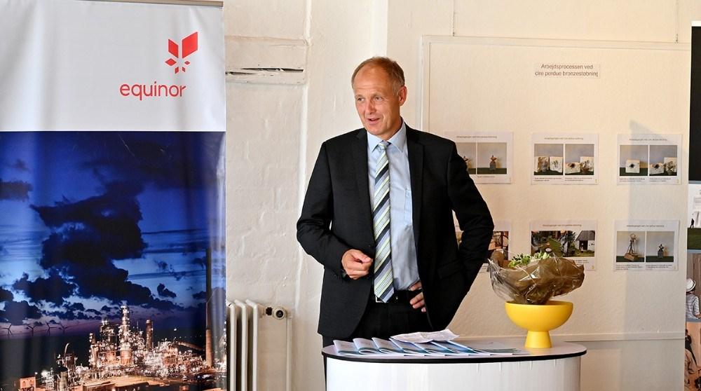 Formand for priskomiteen Martin Damm. Foto: Jens Nielsen