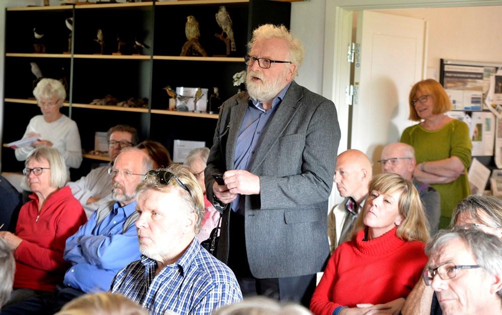 Ordstyrer Jørgen T. Madsen. Foto: Jens Nielsen
