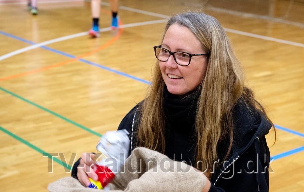 formand for Kalundborg Hockeyklub, Bettina Dahl Eriksen. Foto: Jens Nielsen