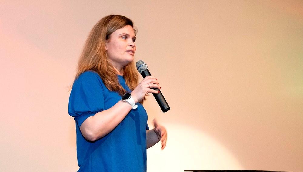 Mette Thisgaard. Foto: Jens Nielsen