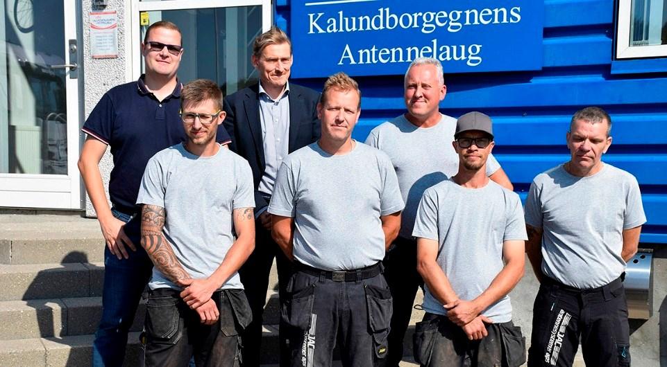 Kalundborgegnens Antennelaug opkøber del af JAC. Foto: Gitte Korsgaard.