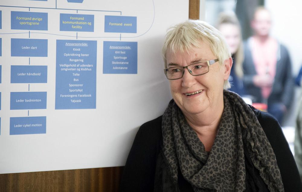 Irene Kristensen. Foto: Jens Nielsen