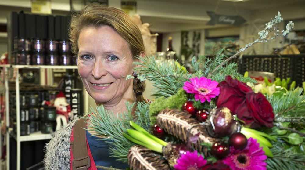 En stor drøm er gået i opfyldelse for Vibeke Knudsen. Foto: Jens Nielsen