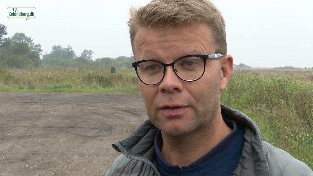 Projektchef Ulrik Larsen, Vejdirektoratet. Foto: Jens Nielsen