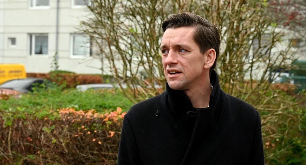 Boligminister Kaare Dybvad. Foto: Jens Nielsen