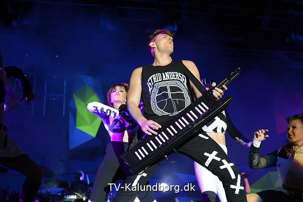 Infernal er tilbage på Kalundborg Rocker i år. Foto: Jens Nielsen