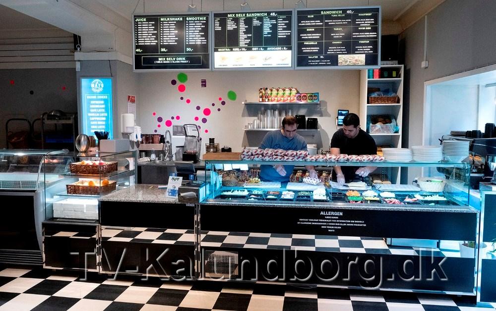 Mayo i Kordilgade skal gennem en større renovering og derfor vil der være lukket hele marts måned. Foto: Jens Nielsen