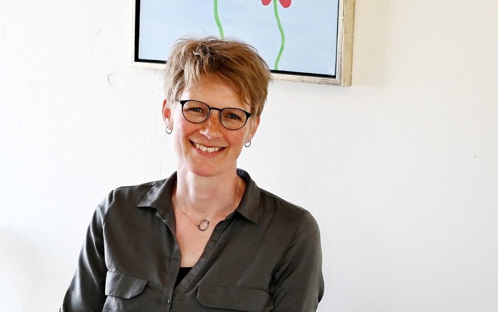 Teenagecoach Grethe Lindbjerg Sørensen har udgivet endnu en bog. Arkivfoto: Jens Nielsen