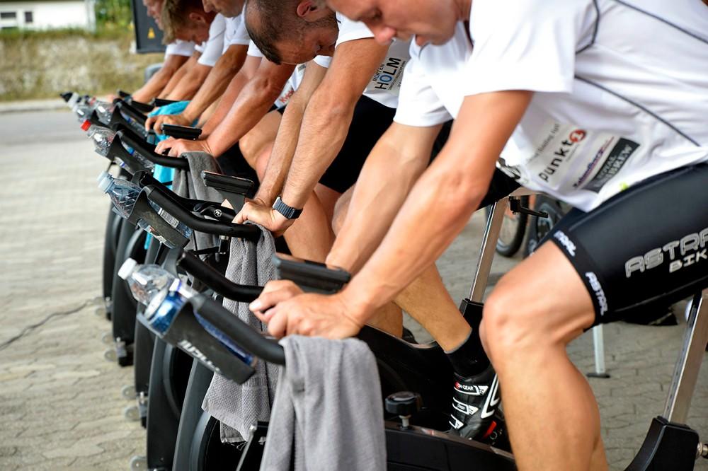 RGI afholder et sponsorcykling arrangement. Arkivfoto: Jens Nielsen