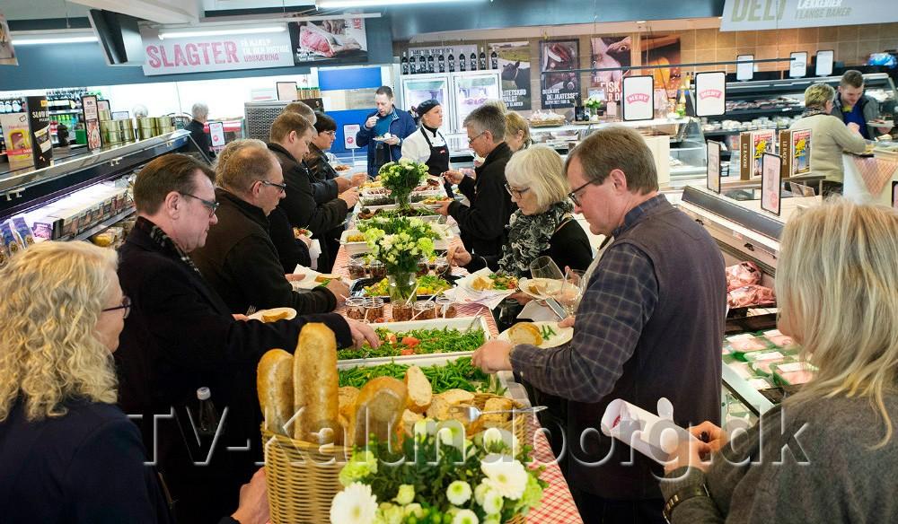 300 får muligheden for en gourmetoplevelse hos Meny Kalundborg. Arkivfoto: Jens Nielsen