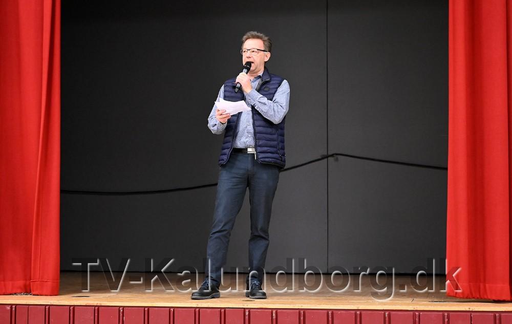 Karl-Åge Hornshøj Poulsen. Foto: Jens Nielsen