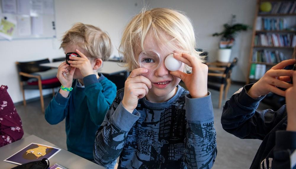 Foto: Søren Kjeldgaard, Forskningens Døgn