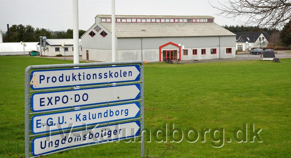 Kalundborgegnens Produktionsskole i Svebølle. Foto: Jens Nielsen