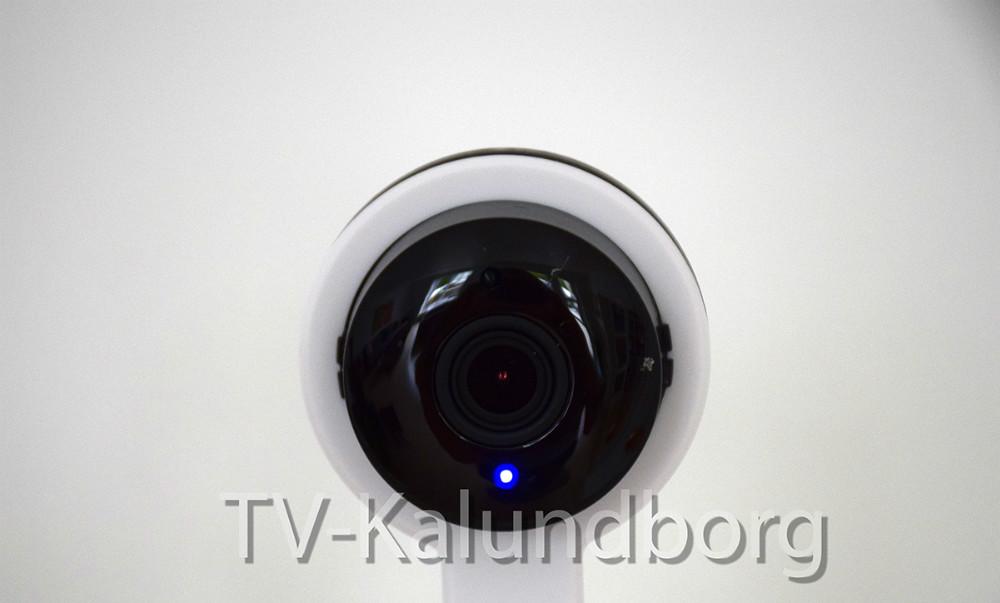 Om ca. en måned kommer der overvågning i natteliveti Kordilgade i Kalundborg. Foto: Gitte Korsgaard.