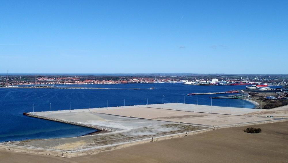 Kalundborg Havn oplever god interesse for Ny Vesthavn. Foto: Jens Nielsen
