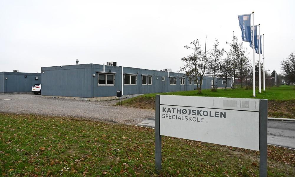 Den nye uddannelse får til huse på Kathøjskolen på Stejlhøj. Foto: Jens Nielsen