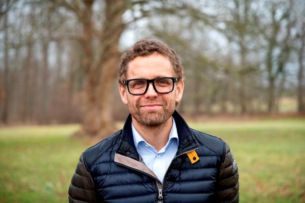 Morten Brændholt er idemand til det nye projekt. Foto: Jens Nielsen