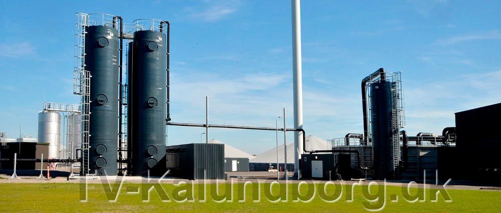 Der er fortsat lugtgener fra biogasanlægget på Asnæs. Foto: Jens Nielsen