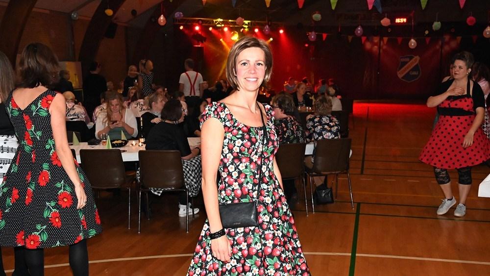 Tanja Døj i spidsen for TGU Eventudvalg. Foto: Jens Nielsen