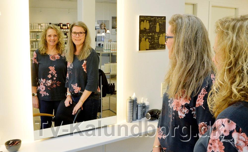 Mie Stokholm og Susanne Falster, Frisør Studio 29. Foto: Jens Nielsen
