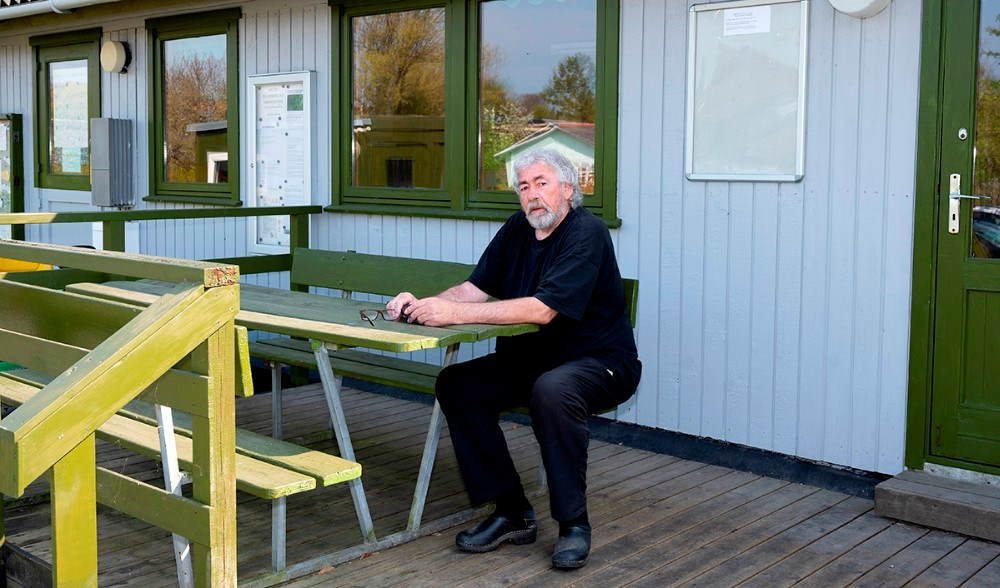 Medlemmerne har mulighed for at leje klubhuset til et privat arrangement. Foto: Jens Nielsen