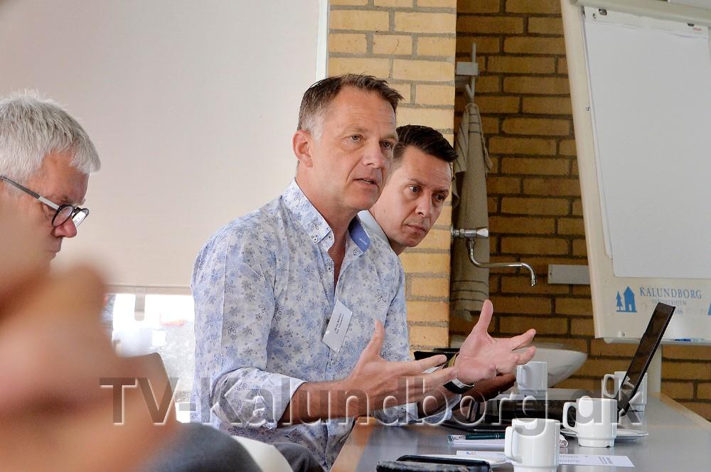 Direktør for Visit Vestsjælland, Jens Müller. Foto: Jens Nielsen