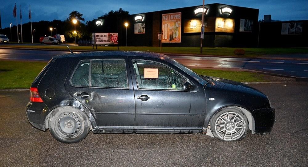Politiet vil gerne høre fra vidner som ved hvem der normalt kører i bilen. Foto: Jens Nielsen