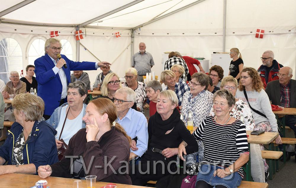 I dag fejrede Støtteforeningen Medborgerhusets Venner, at de fyldte 10 år. Foto: Gitte Korsgaard.