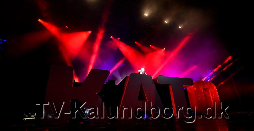 Kato kommer til Shooters. Arkivfoto: Jens Nielsen