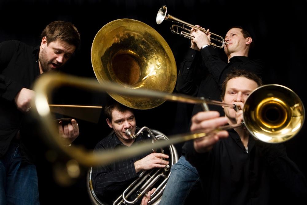 ´Ohn Dohn Dehn´ spiller søndag den 9. oktober på Musisk Skole Kalundborg.