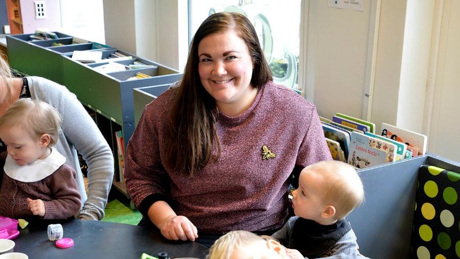 Maria Neslo Christiansen er med i styregruppen i Kalundborg. Foto: Jens Nielsen