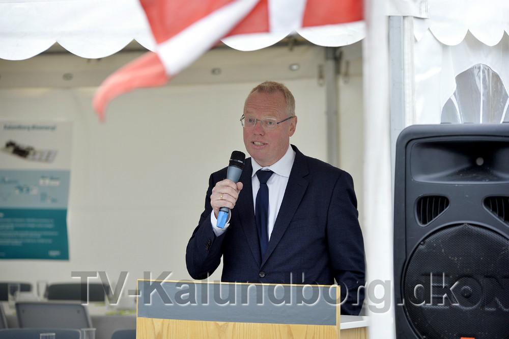 Thomas Dalsgaard, koncerndirektør, DONG Energi. Foto: Jens Nielsen