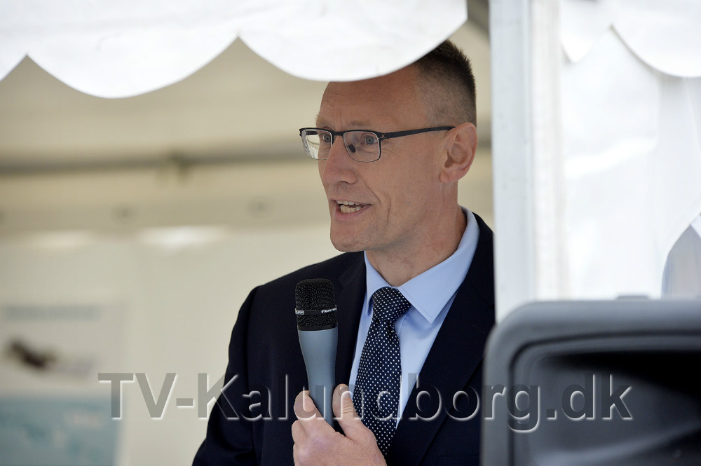 Michael Hallgren, Senior Vice President, Novo Nordisk
