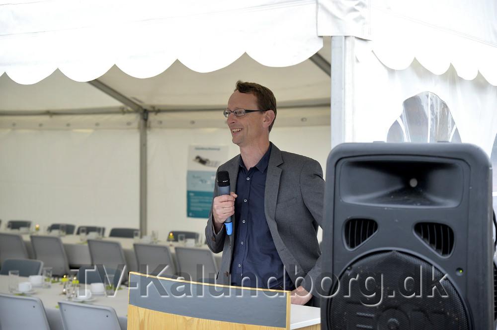 Jesper Haugaard, Vice President Novozymes. Foto: Jens Nielsen