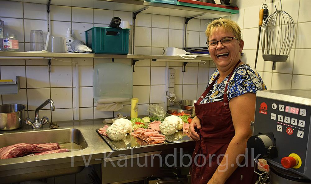 I dag bliver der afholdtUdsattedag i Medborgerhuset i Kalundborg. Foto: Gitte Korsgaard