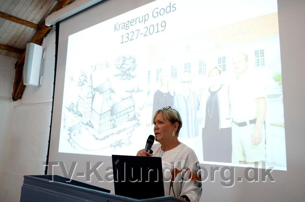 Birgitte Dinesen, Kragerup Gods. Foto: Jens Nielsen