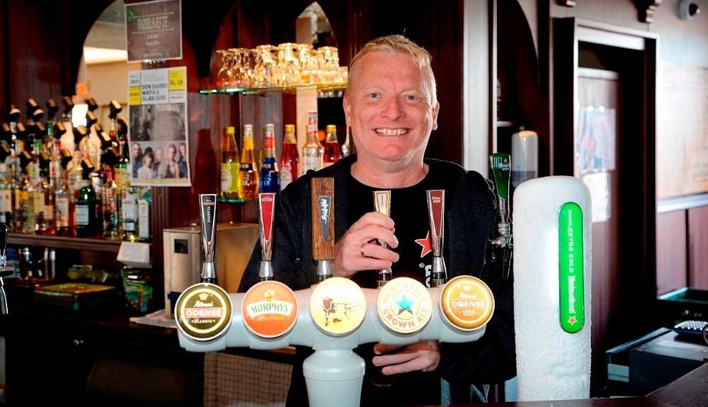 Morten Nystrup, indehaver af Kontoret. Arkivfoto: Jens Nielsen