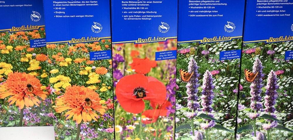Vilde blomster er blevet meget populære. Foto: Jens Nielsen
