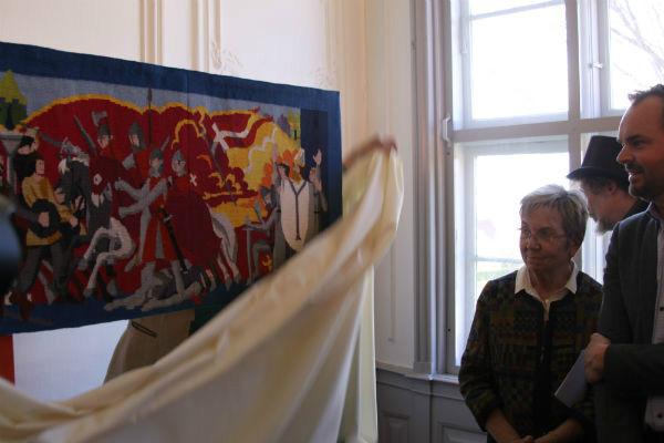 Kulturminister Marianne Jelved ser spændt til