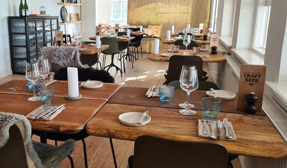 Restaurant Næs Brasserie. Privatfoto