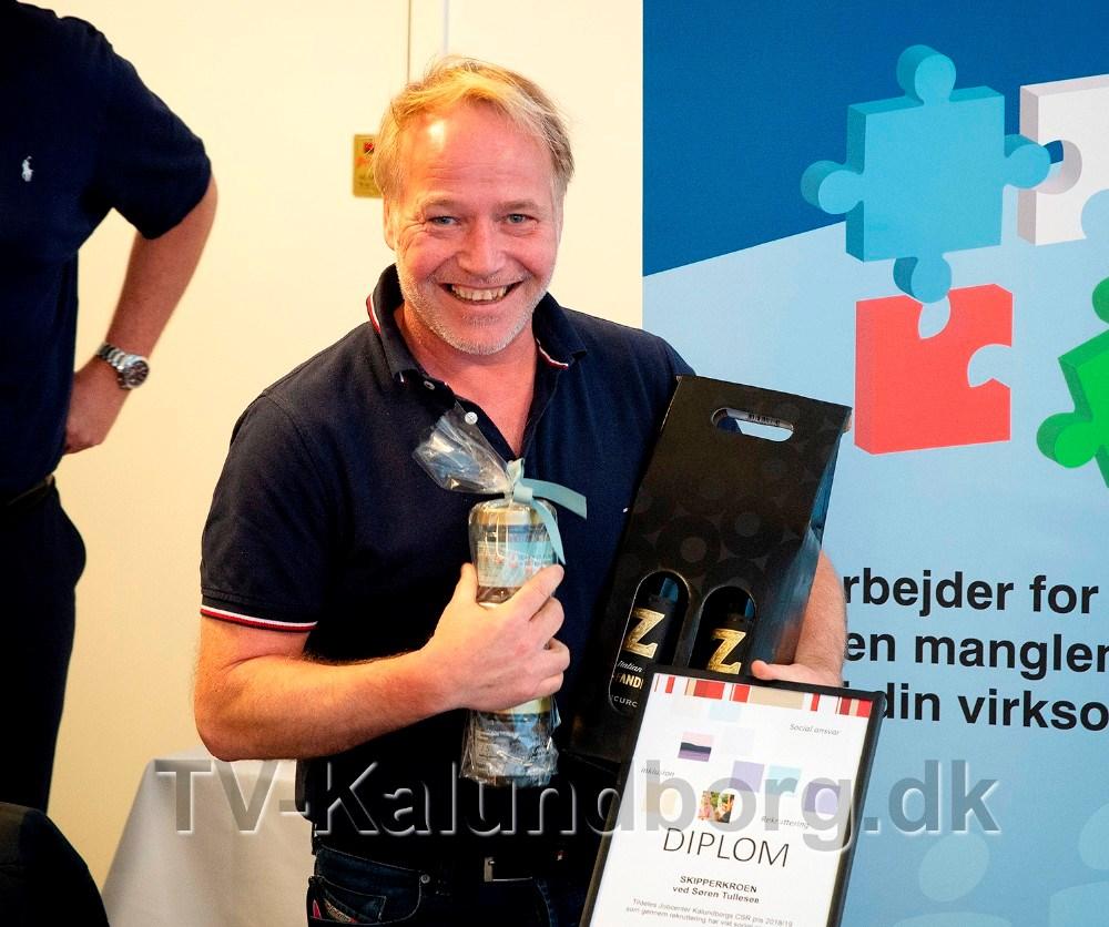 Søren Tullesen, Skipperkroen. Foto: Jens Nielsen