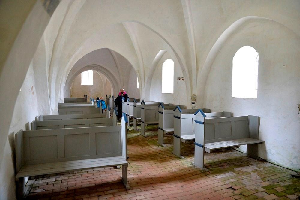 Aunsø Gl. Kirke. Foto: Jens Nielsen