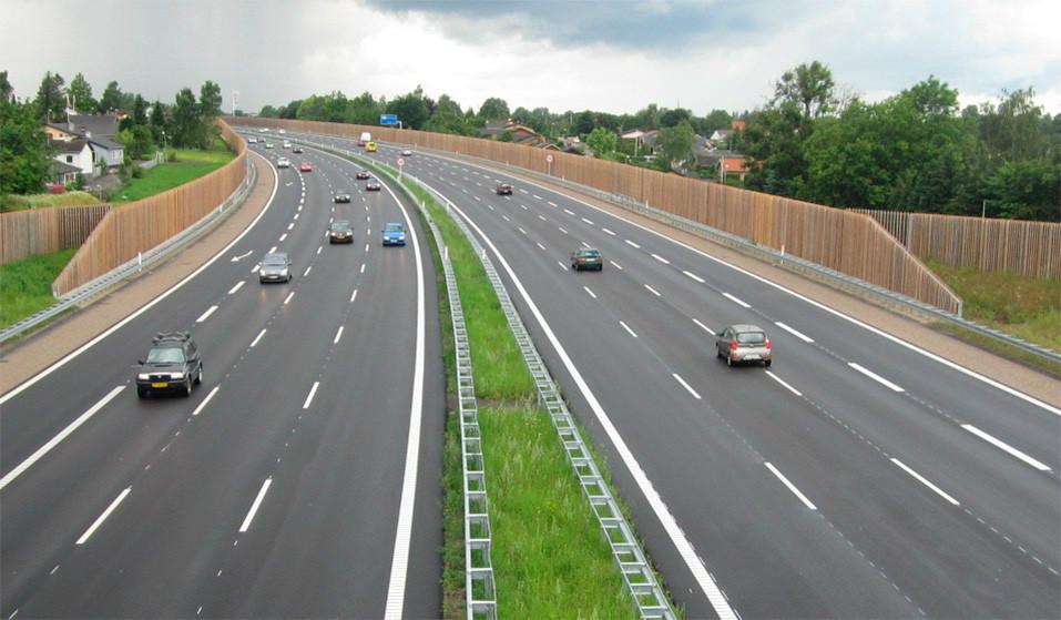 Rute 23, motorvejen til Kalundborg er nu med i regeringens ´Helhedsplan´.