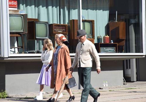 DR filmede hele dagen i Kalundborg