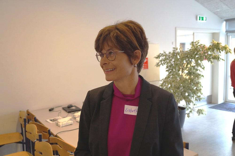 Lisbeth Randers fra kommunens udviklingsafdeling. Privatfoto