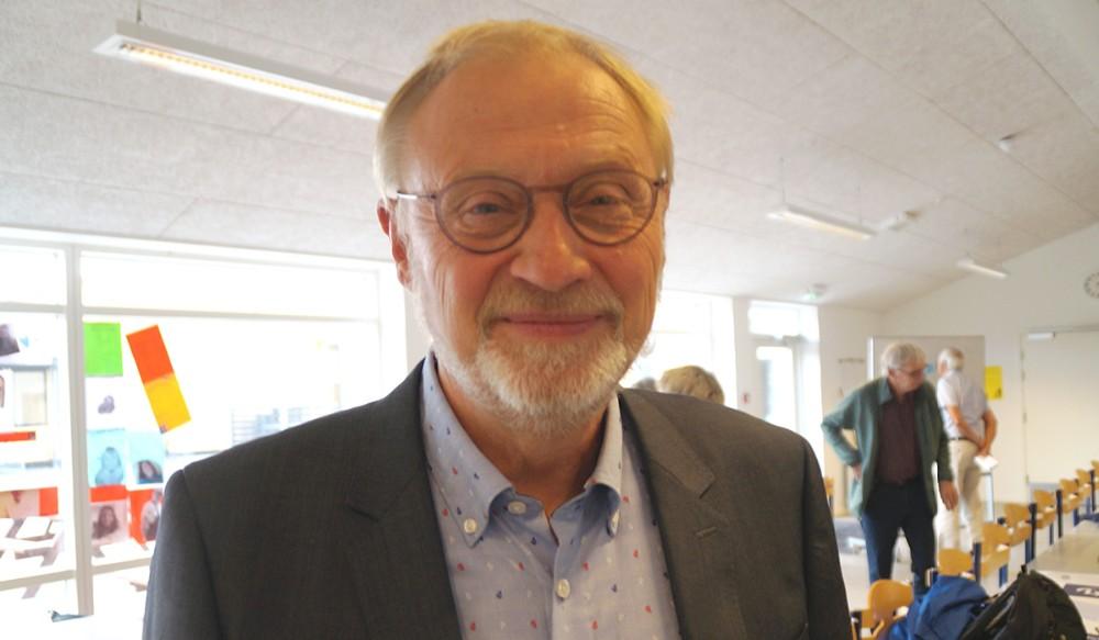 Niels Erik Danielsen fra Høng Lokalråd. Privatfoto