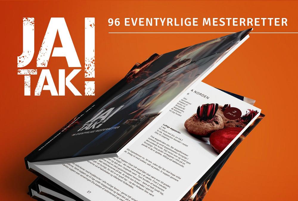 Skoleleder René Tholander er med i ny kogebog for Masterchefdeltagere. Foto: fotoholic.dk