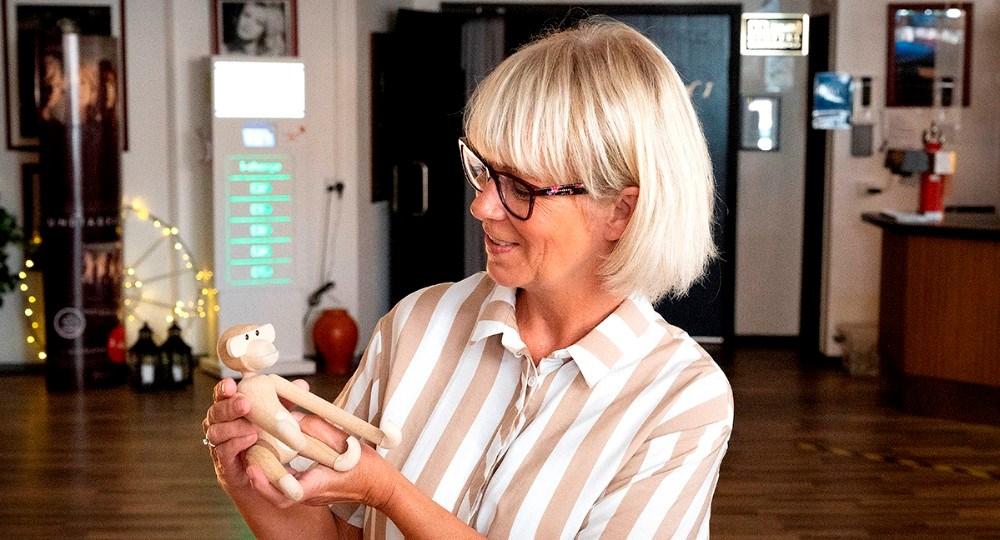 Anita Winther er nu stoppet som aktivitetskoordinator i Vores Kalundborg. Foto: Jens Nielsen