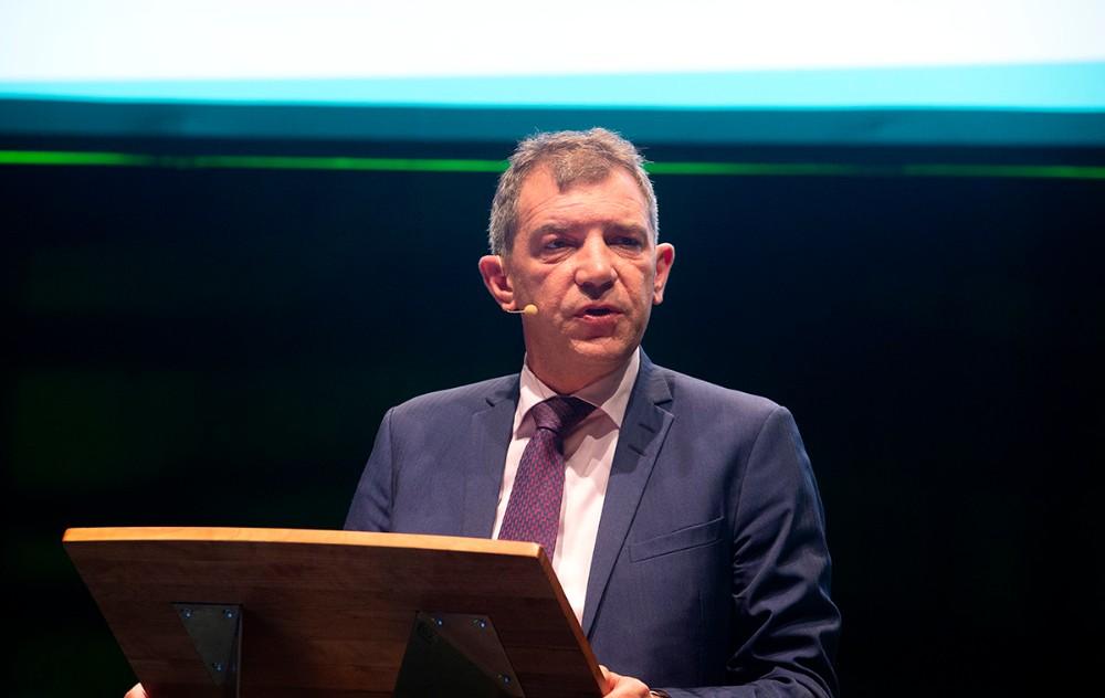 Administrerende direktør Lars Petersson. Foto: Jens Nielsen
